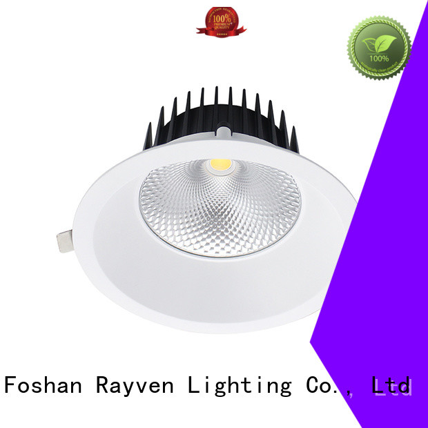Rayven fixtures waterproof led downlights for business for home