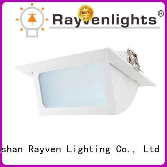Rayven gimbal 100mm led downlight factory for hotel