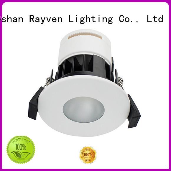 Custom tilt downlights lights company for showers