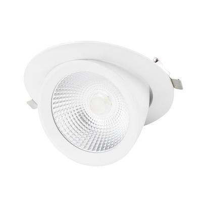 Bulk Commercial Overhead Adjustable Angled Led Downlights Suppliers