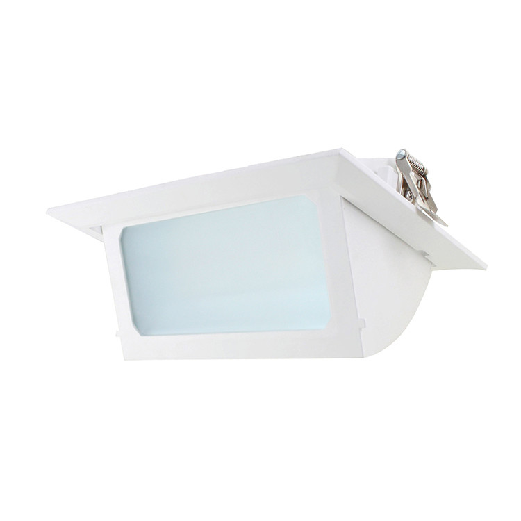 Commercial Outside Light Fixtures Rectangle Wall-washer