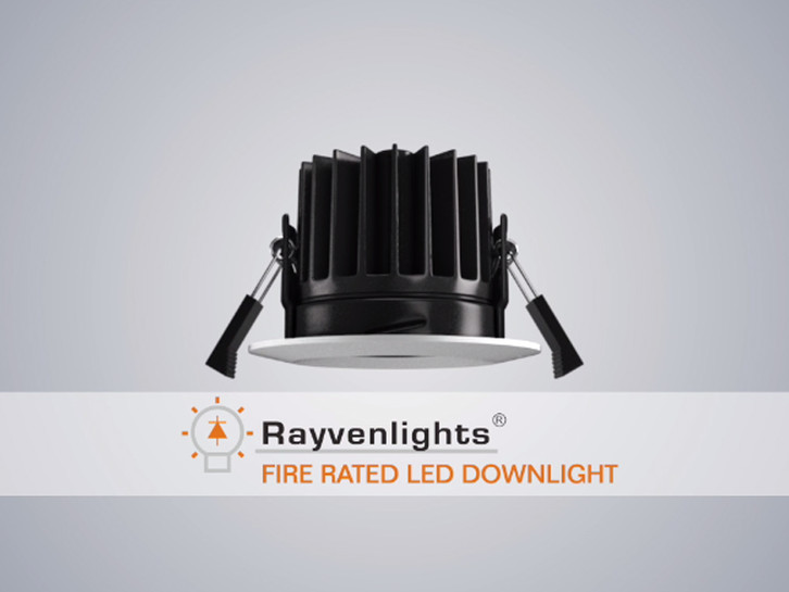 Custom Best Fire Rated Led Downlights
