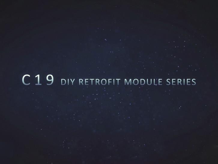 Retrofit LED Module