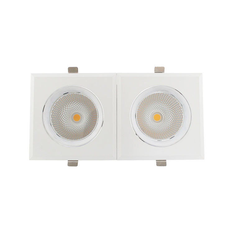 Commercial Latest Led Downlights Multi-fit Led Grid Light