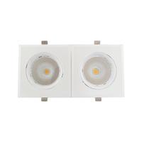 Wholesale Outside Led Downlights Spotlight Multi-fit LED Grid Light