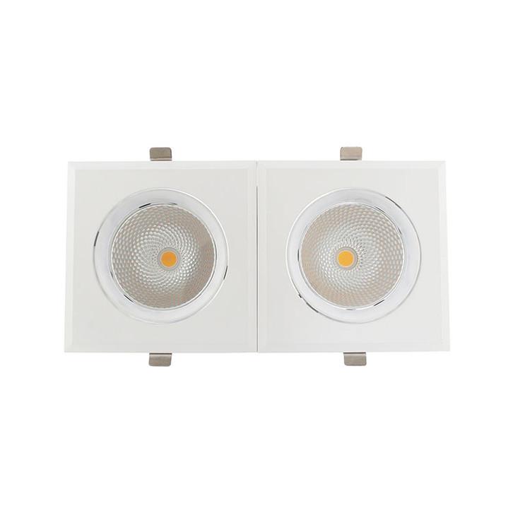 Commercial Latest Led Downlights Multi-fit Led Grid Light