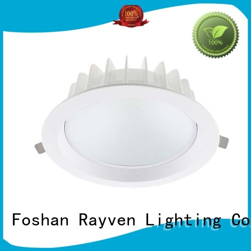 High-quality fixed led downlight indoor factory for hotel