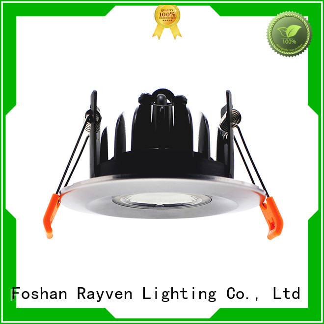 Rayven mains acoustic rated downlights for business for kitchen