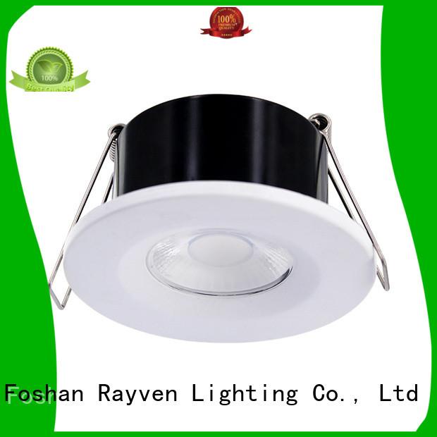 Custom led downlighter retardant manufacturers for showers