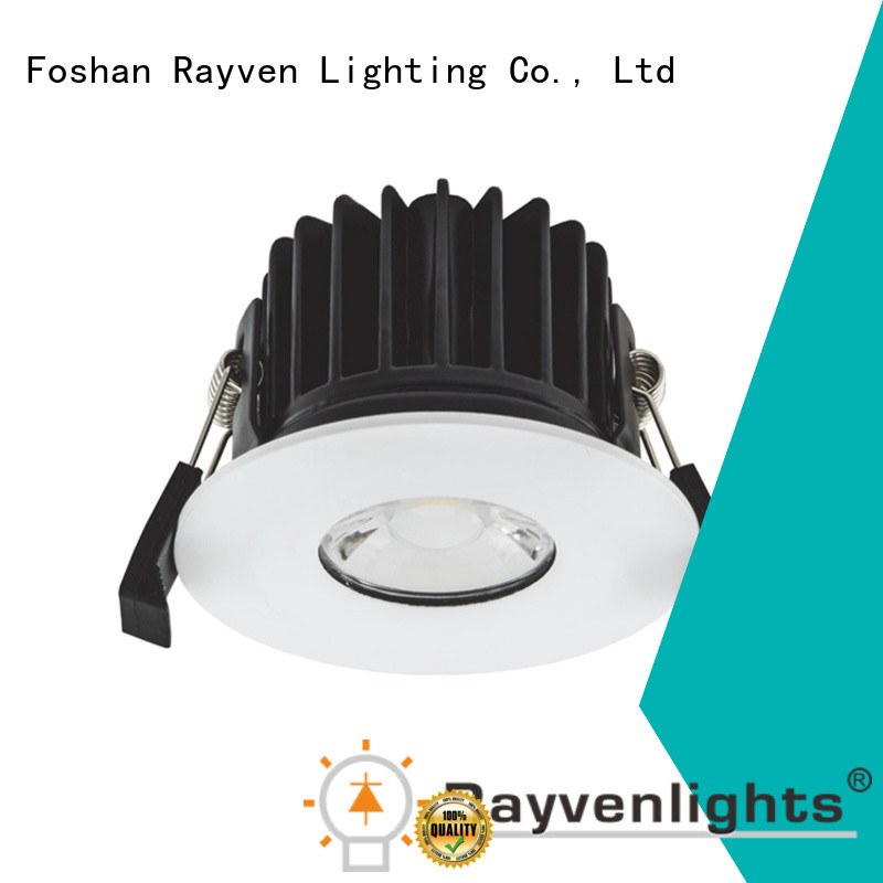 Wholesale polished chrome led downlights rated factory for bathroom