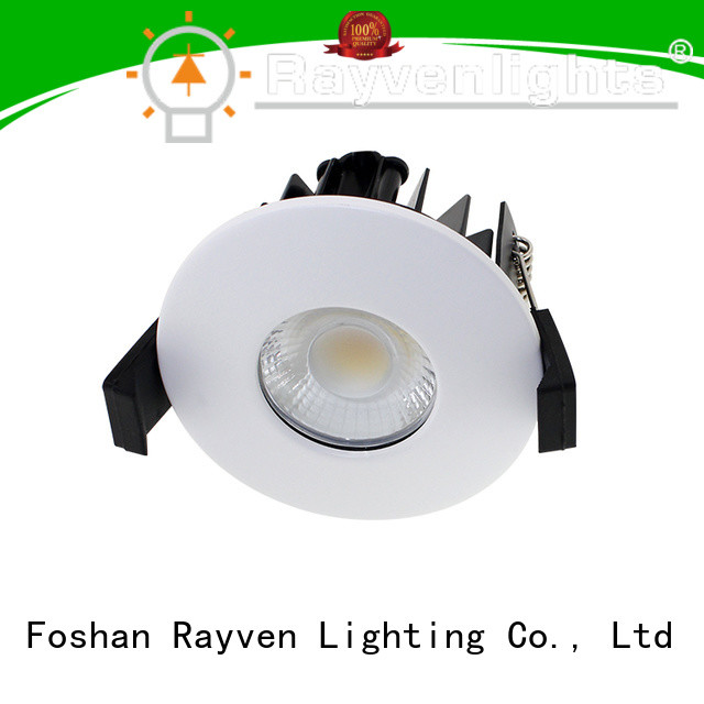Rayven fire loop in loop out downlights manufacturers for home