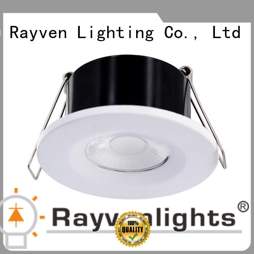 Rayven Custom fire rated recessed downlights supply for home