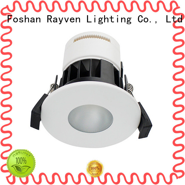 Rayven series acoustic rated downlights supply for kitchen