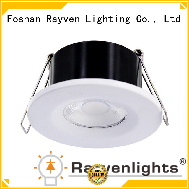 Rayven rated downlight spacing manufacturers for kitchen