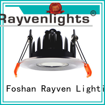 Rayven lights mains fire rated downlights suppliers for home