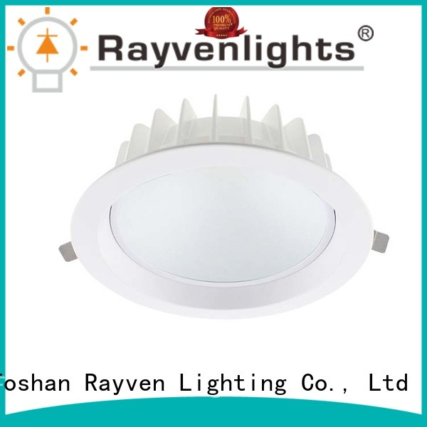 Rayven multifit sealed led downlights supply for hotel