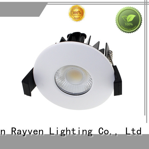 Rayven downlights fire rated adjustable downlights factory for home