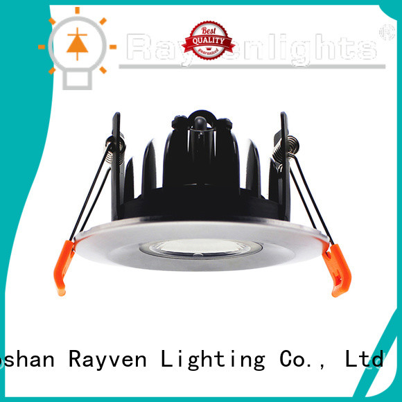 Rayven Best bathroom led downlights suppliers for kitchen