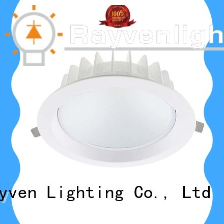 Rayven High-quality mains led downlights company for hotel