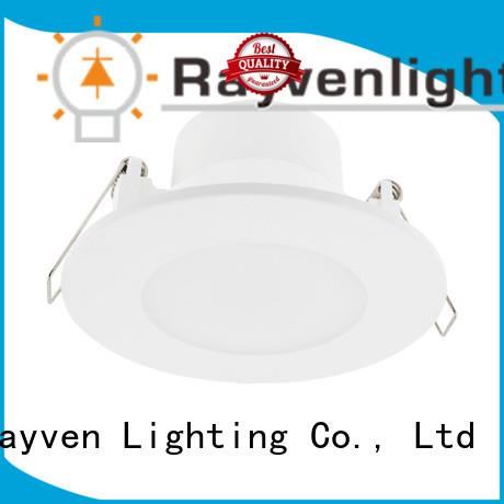 Rayven led sloped recessed lighting for business for shopping mall