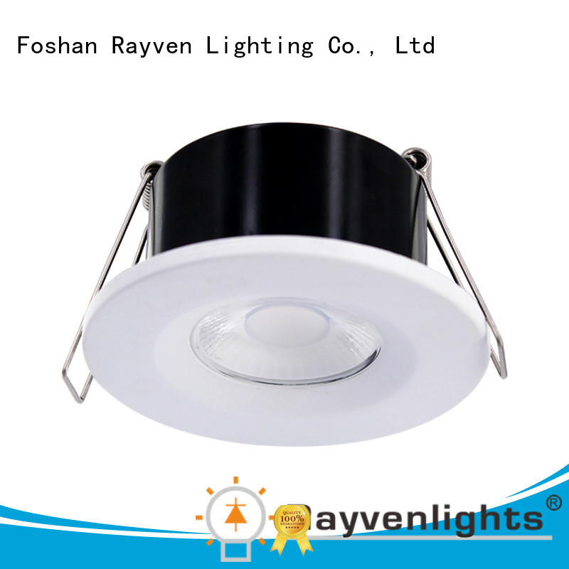 Rayven Top downlight fire covers company for kitchen