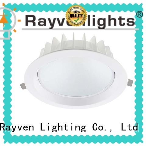 Rayven gimbal ip44 led downlight factory for restaurants