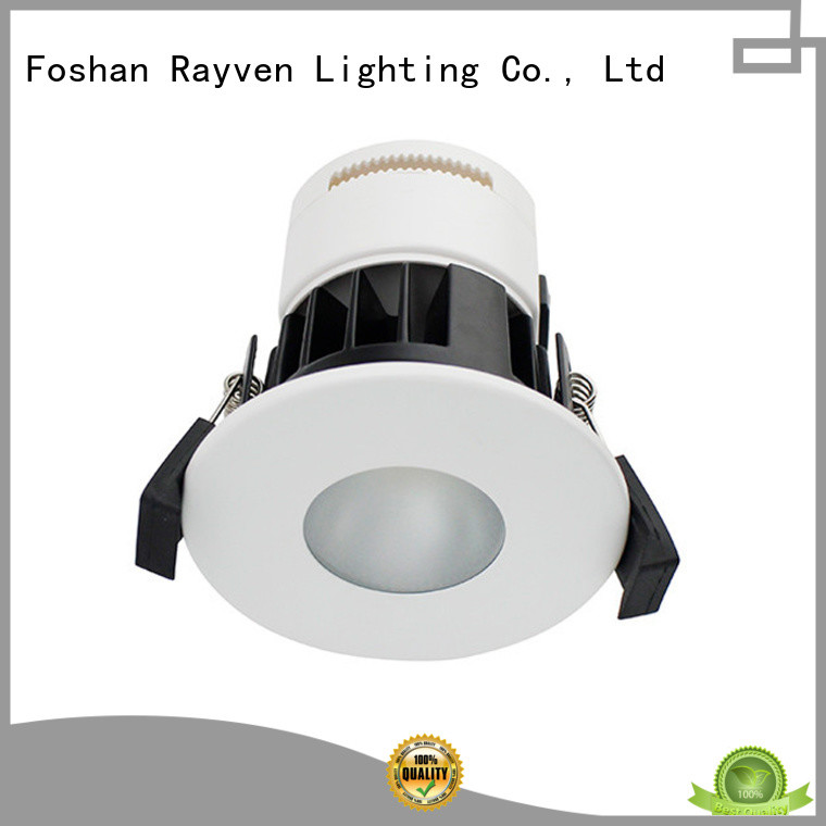 Rayven lights led downlights 85mm cut out diameter suppliers for showers