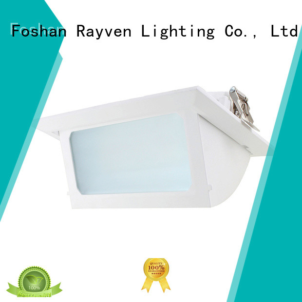 Rayven grade led downlight suppliers for hotel