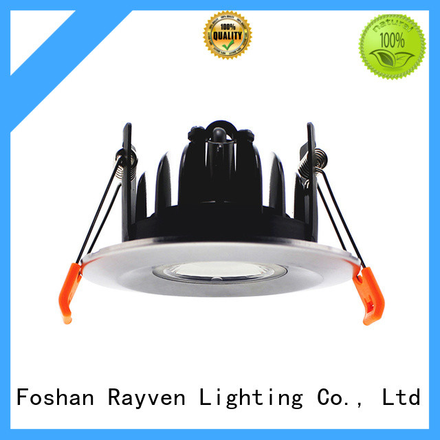 Rayven New loop in loop out downlights manufacturers for showers