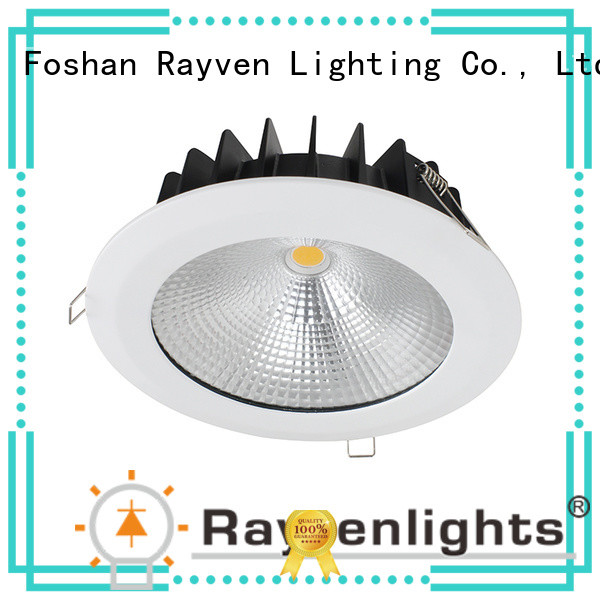 Rayven New 18w led square downlight factory for shower