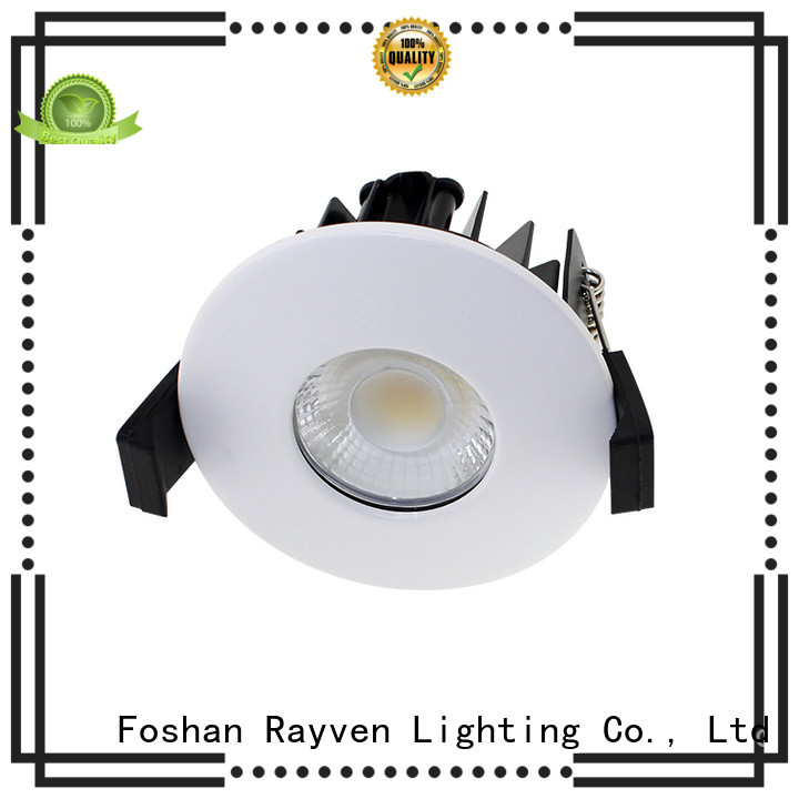 New fire rated eyeball downlights recessed manufacturers for home