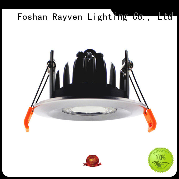 Best fire rated downlight lighting manufacturers for bathroom