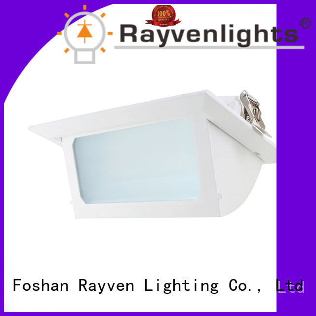 Rayven indoor led recessed downlight factory for office