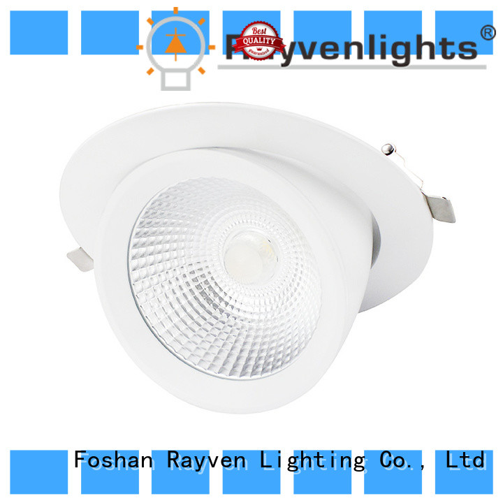 Rayven Latest angled led downlights manufacturers for office