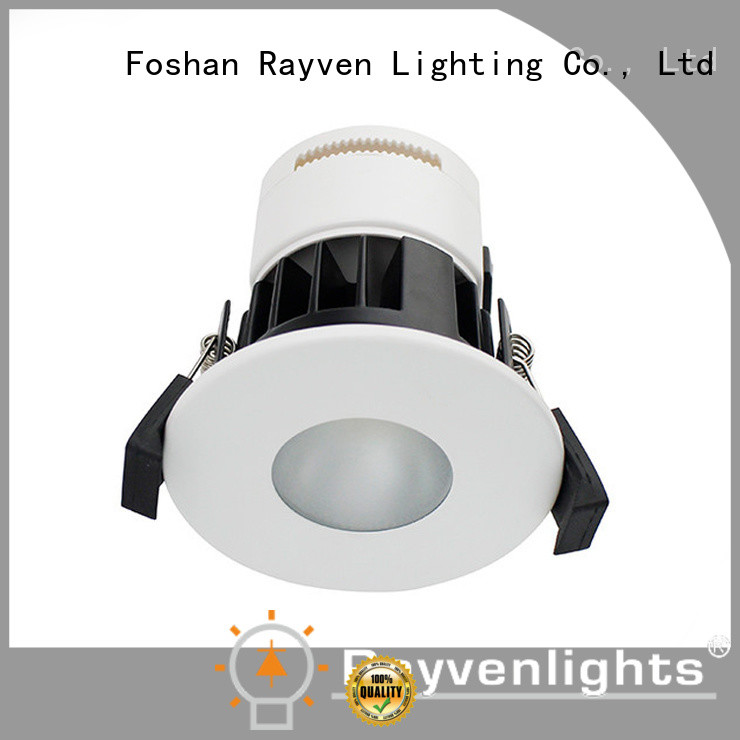 Rayven Custom fire rated led downlights manufacturers for kitchen