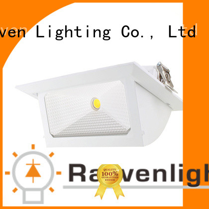Top 2 recessed led downlight lighting company for hotel
