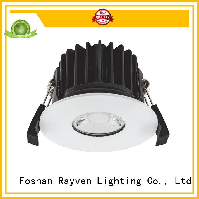 Rayven rated bathroom rated led downlights factory for bathroom