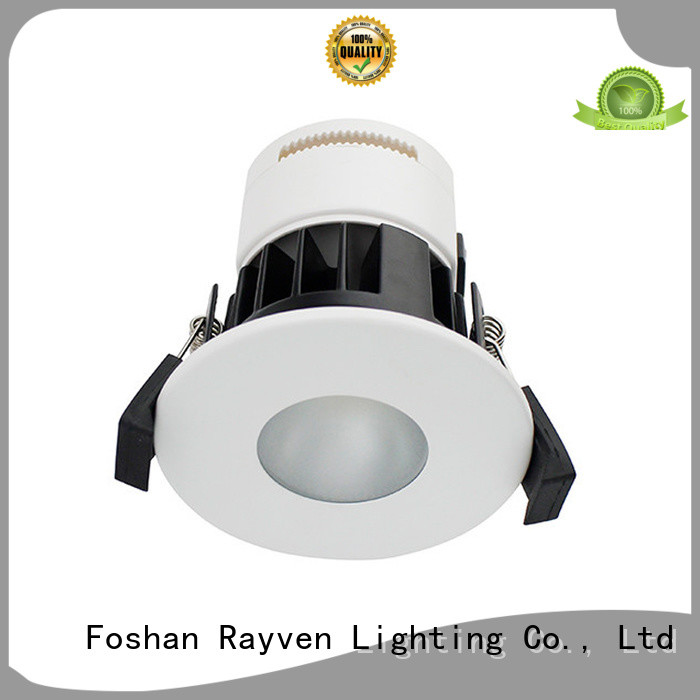 Rayven downlight downlight design factory for showers
