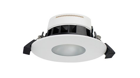 Fire rated led downlights C series fire safe downlights