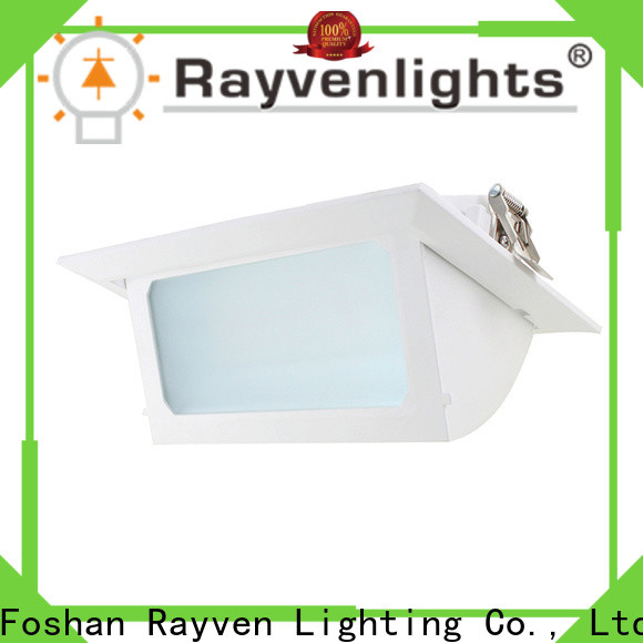 Rayven grade square led ceiling downlights manufacturers for home