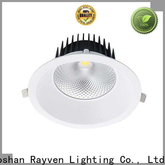 Rayven gimbal led downlights uk company for office