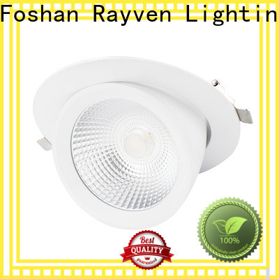 Custom square downlight shop suppliers for hotel