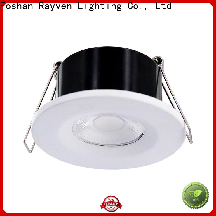 Latest 12v fire rated bathroom downlights recessed manufacturers for bathroom