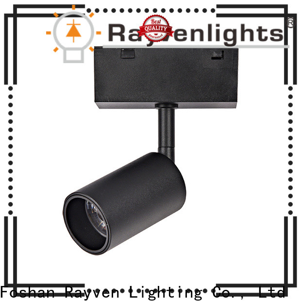 Rayven Top commercial lighting systems manufacturers for shopping mall