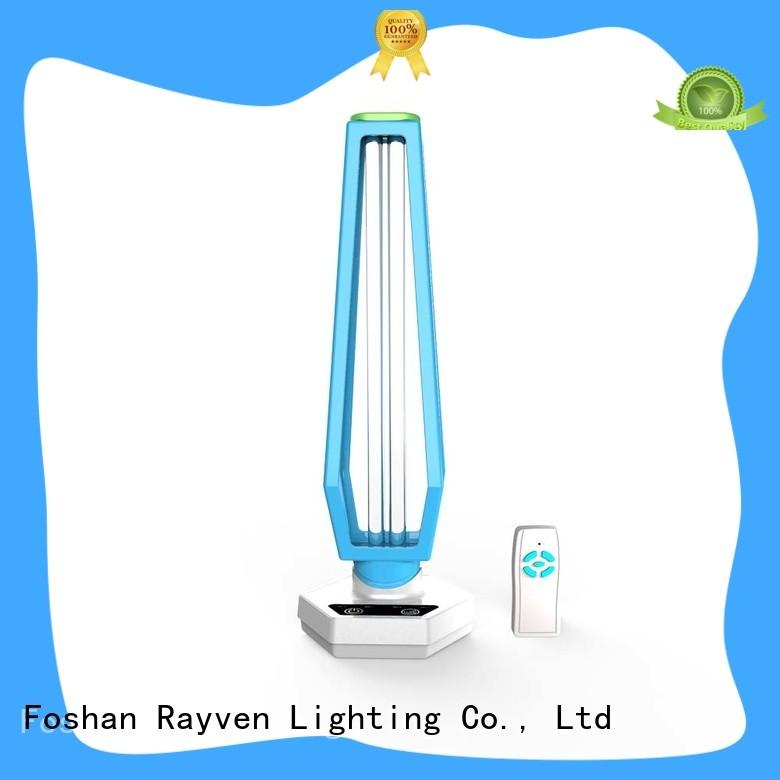 Rayven disinfection uv light lamp factory for restaurants