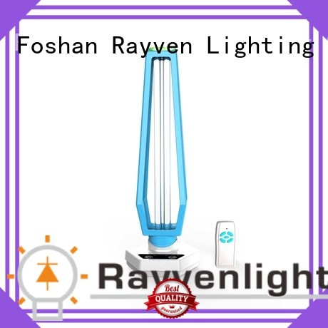 Rayven light germicidal uv fluorescent lamp supply for hotel