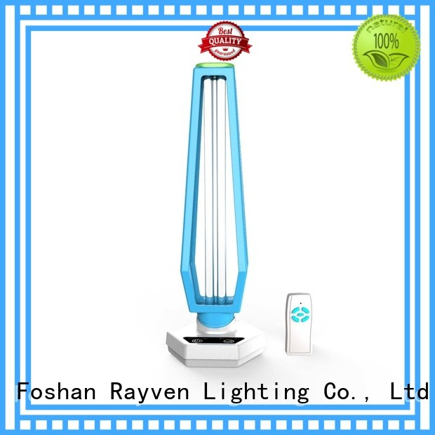 Rayven New ultraviolet ray lamp manufacturers for hotel