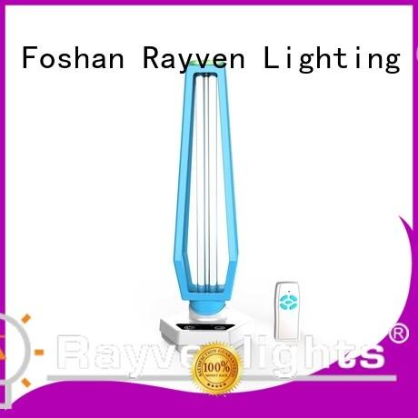 Rayven Custom shortwave uv lamp factory for hotel